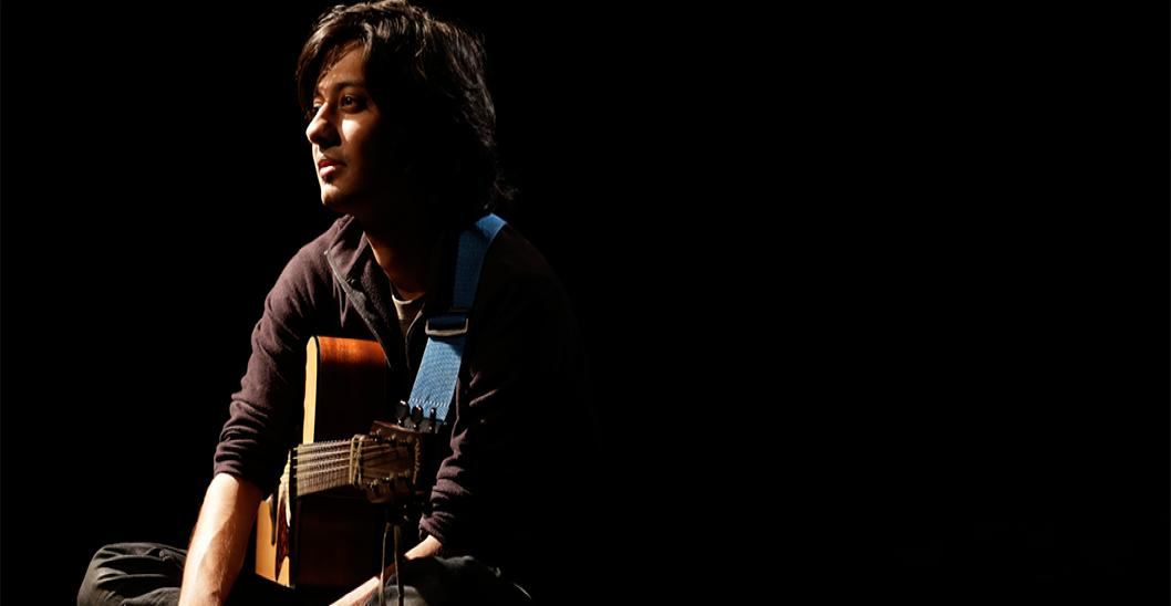 Menon's Music Speaks About Love, Lust And Life Through His Personal Experiences. Thumbnail Cover Picture