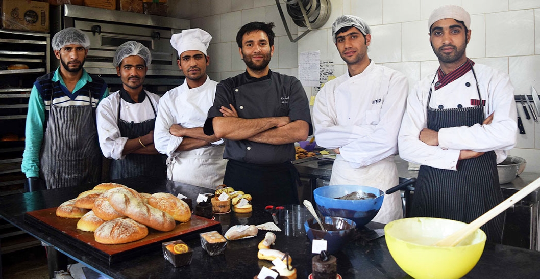A Kashmiri-French Couple Opened The Only French Bakery In Srinagar