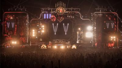 Loved The Stunning Stages At Supersonic? Meet The Man Who Made Them Thumbnail