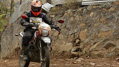 Off Track: Ashish Prabhu Races The Raid De Himalaya Thumbnail
