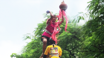 I Spent The Day With A Women's Only Dahi Handi Team