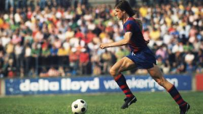 Johan Cruyff: Football's Timeless Maverick, Dictating How The Game Is Watched In India Article Thumbnail