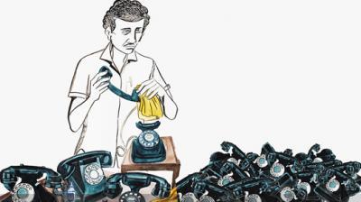"""I Am Actually Not That Into Comics"" - Sarnath Banerjee, Graphic Novelist Article Thumbnail"