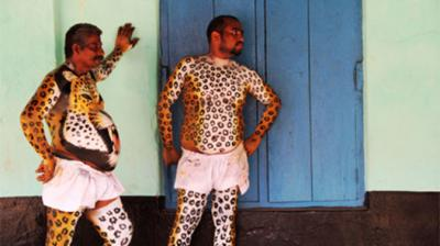 When Pot-Bellied Tigers Took To The Streets Of Thrissur Thumbnail