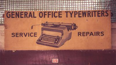 A Hospital For The Ageing Typewriter Thumbnail