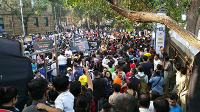 The Standard Chartered Marathon. This Was What Life In Mumbai Was All About Thumbnail