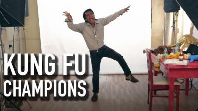 Audition #7: Kung Fu Champions Thumbnail