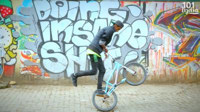 A BMX Star Rises From The Slums Of Mumbai Thumbnail