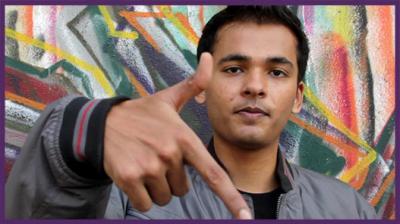 Kinga Rhymes aka Sahir Nawab: #HipHopHomeland Thumbnail