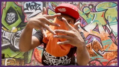 Zake: Graffiti Artist: #HipHopHomeland THumbnail
