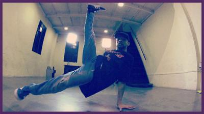 Flying Machine aka B-boy Arif: #HipHopHomeland Thumbnail