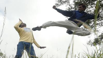 Kung Fu Chandra: Sandalwood's Unsung Action Hero