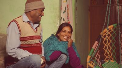 The HIV-Positive Couple - #LoveInIndia