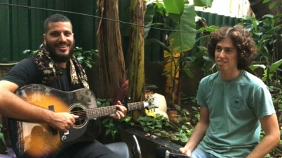 I Spend A Sweaty Afternoon In Mumbai With Kashmiri Sufi Singer Muneem