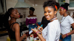The Fourth Round Of Miss Africa Bangalore Is A Barbecue... And It's Just Smoking Hot