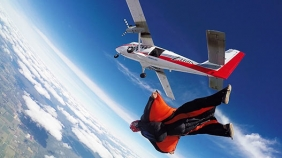 It Was During My First Free Fall That I Fell In Love With Skydiving