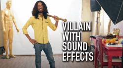 Audition #12: Villain With Sound Effects Thumbnail