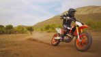 Flat Track Lesson With Vijay Singh