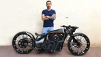 The Jordaar Biker Vijay Singh Rajputana Customs