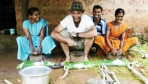 Cooking With The Locals In Bardem Village | 101 Wild Wild Chef